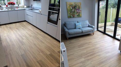 S&M Flooring, Camaro Ambrosia Maple