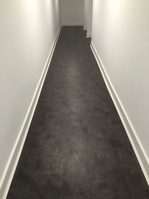 SD Flooring, Camaro Loc Black Shadow Slate