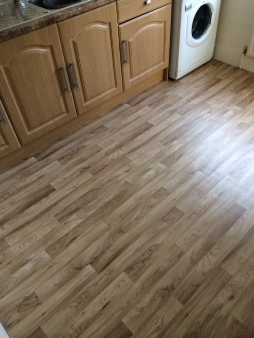 S&M Flooring, Secura Norwegian Maple