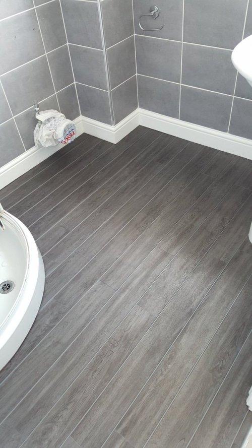 S Edwards Carpets, Bevel Line Smoked Chestnut