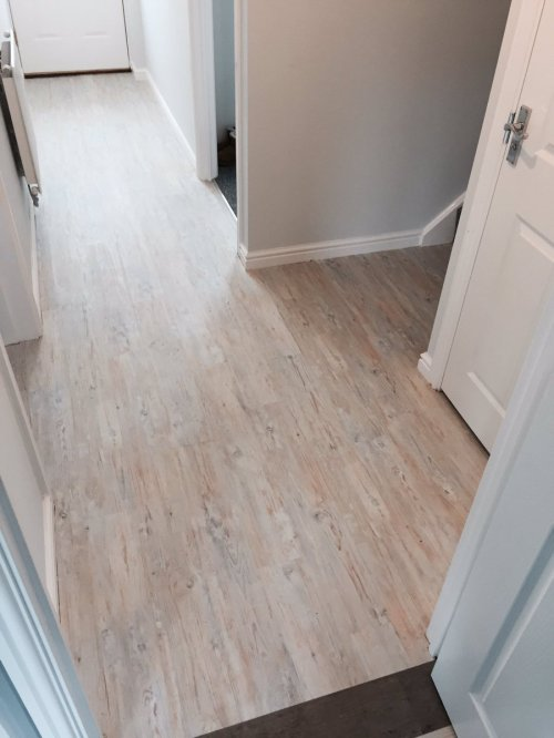 Emperor Flooring, Camaro White Limed Oak