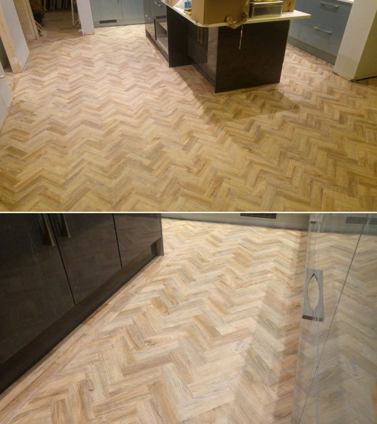 Camaro Cambridge Parquet, Bow Flooring