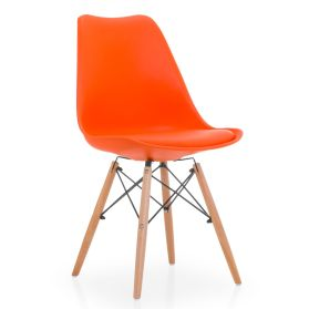 Orange Desk Chair
