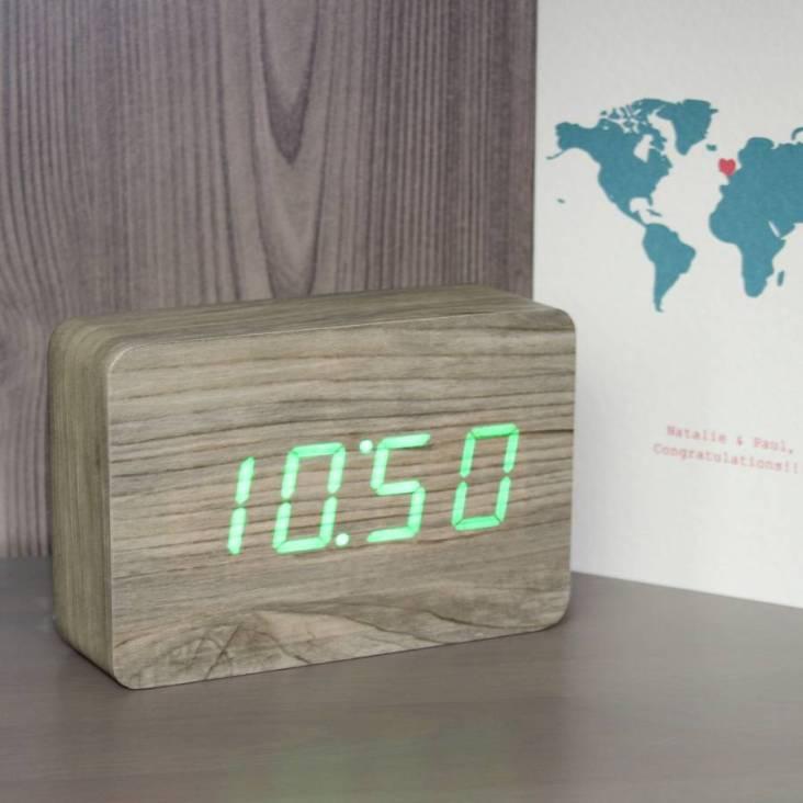 Wooden Desk Closk